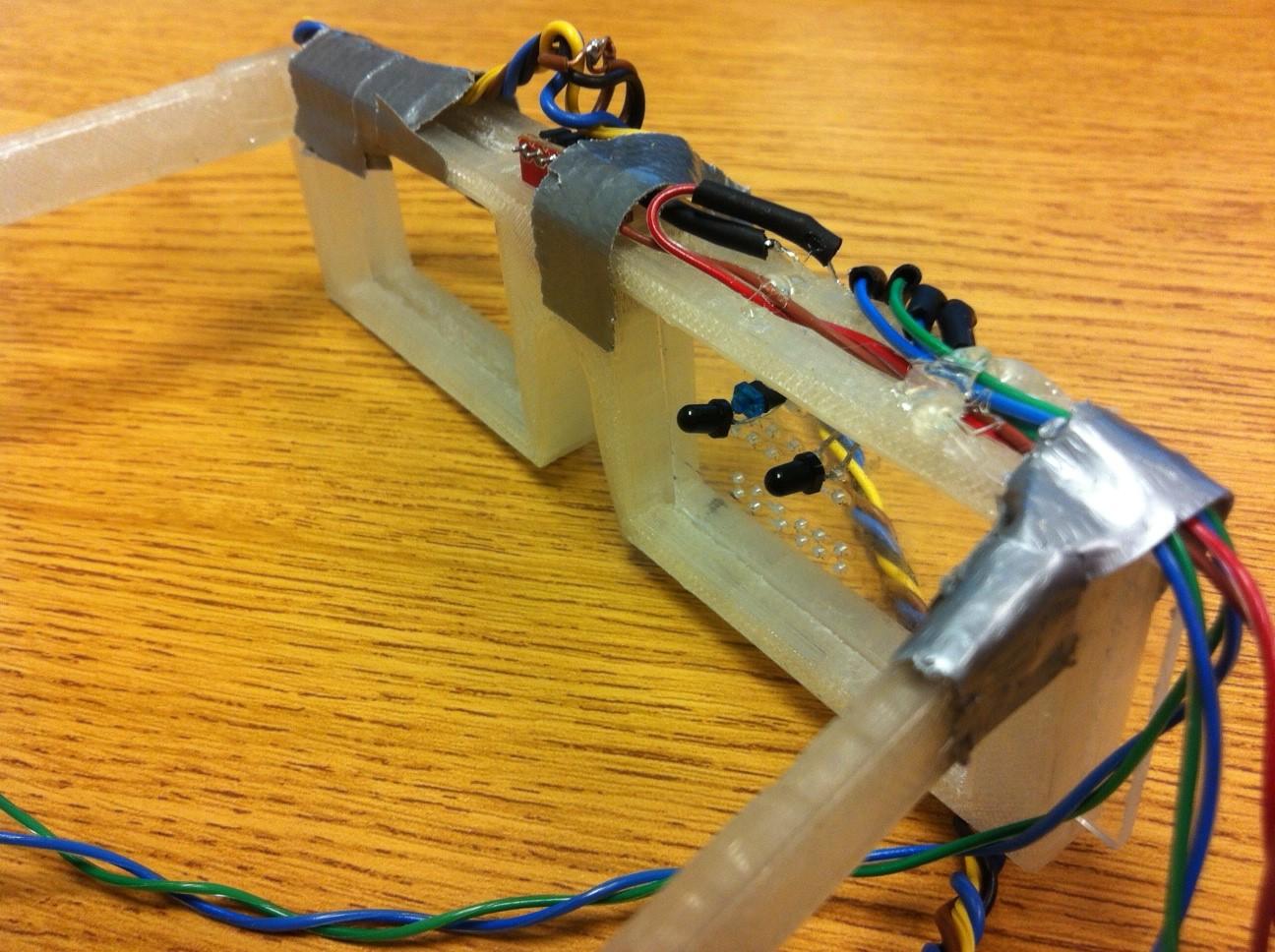 Eye Tracker Infrared Ir Transmitter Receiver Circuit Circuits Mouse