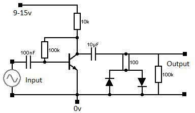 simple fuzz schematic simple reverb schematic wiring