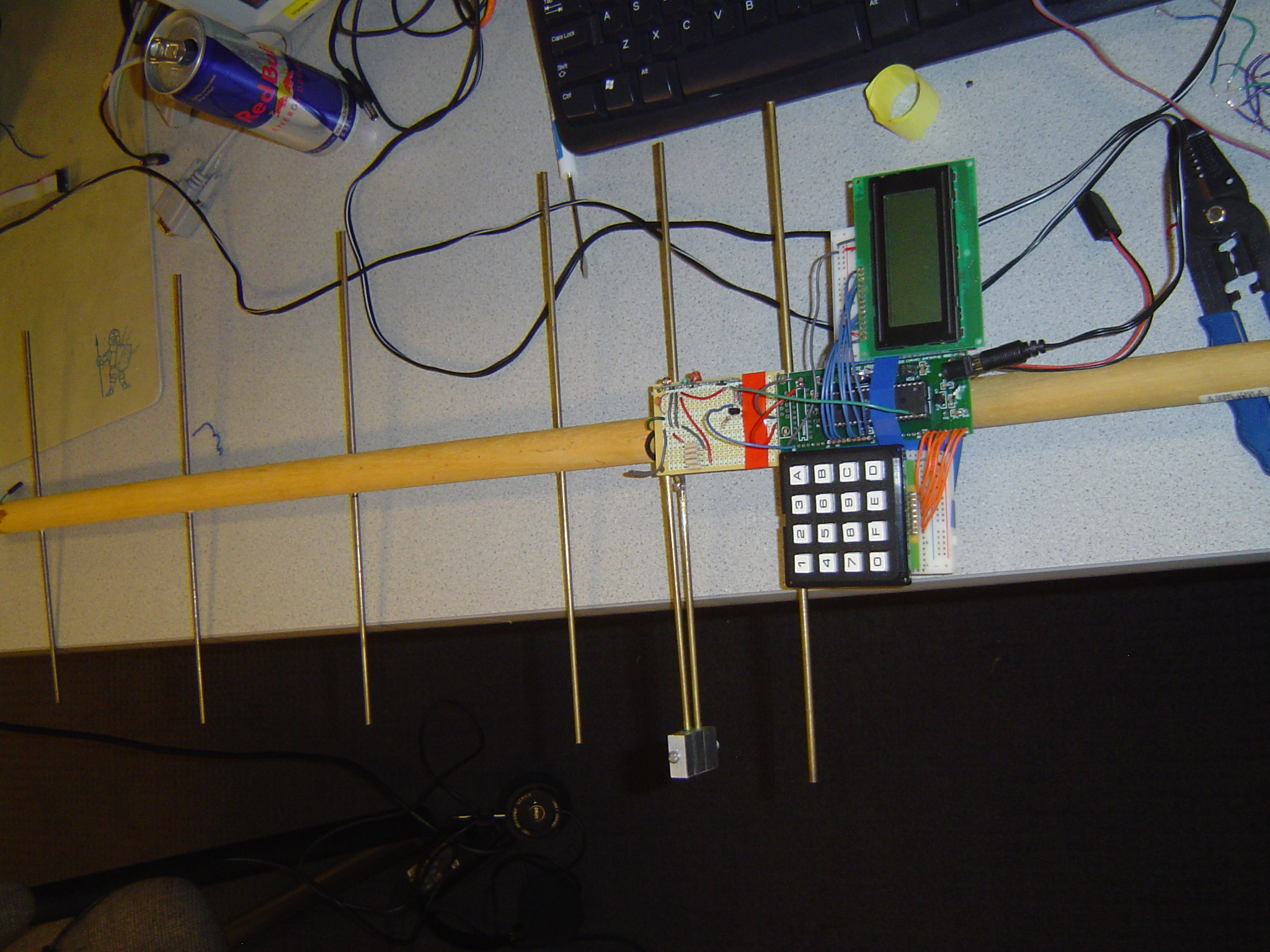 Radio Frequency Beacon Tracker This Is Probably Become The Simplest Rf Transmitter