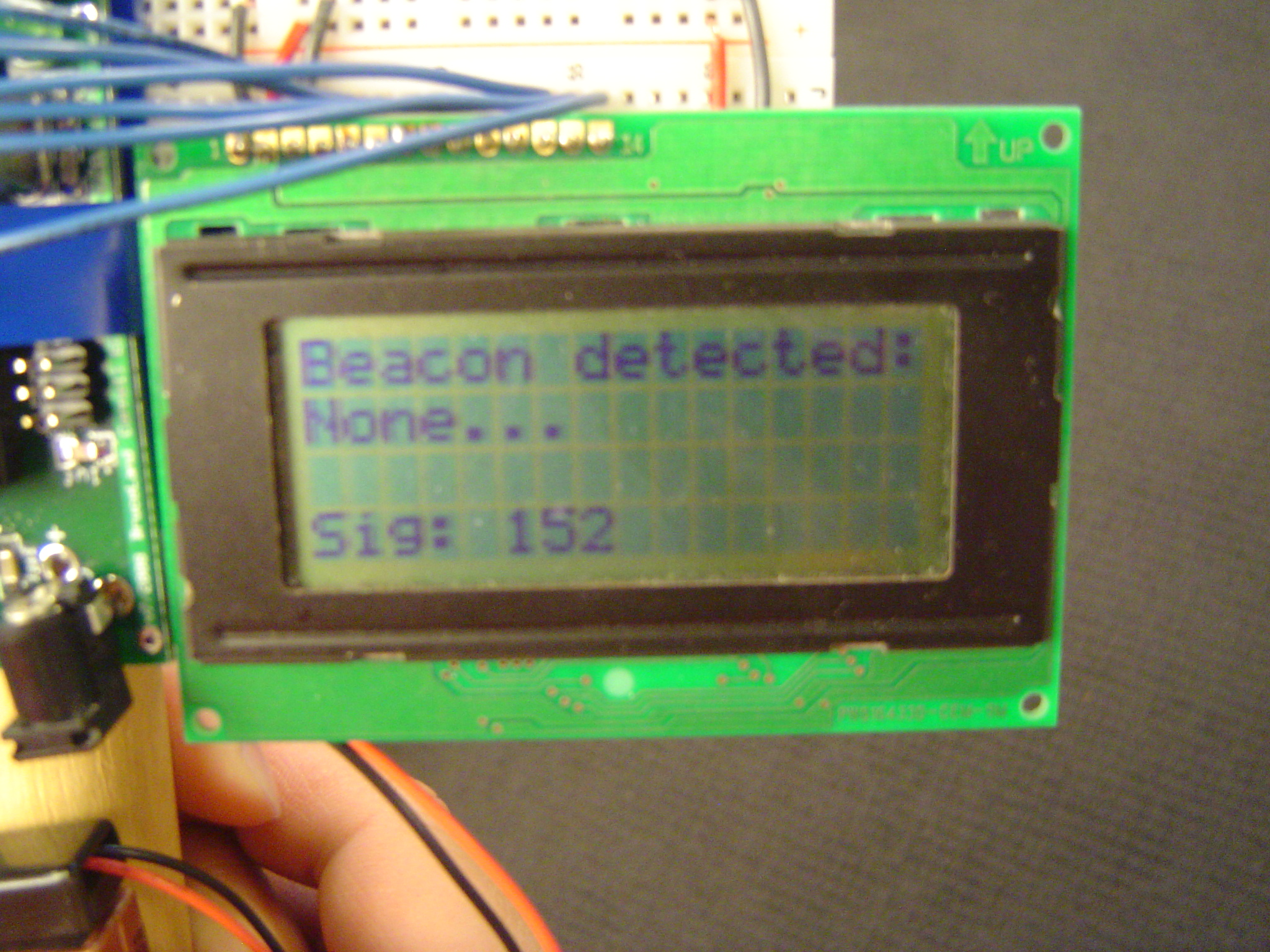 Radio Frequency Beacon Tracker This Is Probably Become The Simplest Rf Transmitter Nothing Has Been Observed