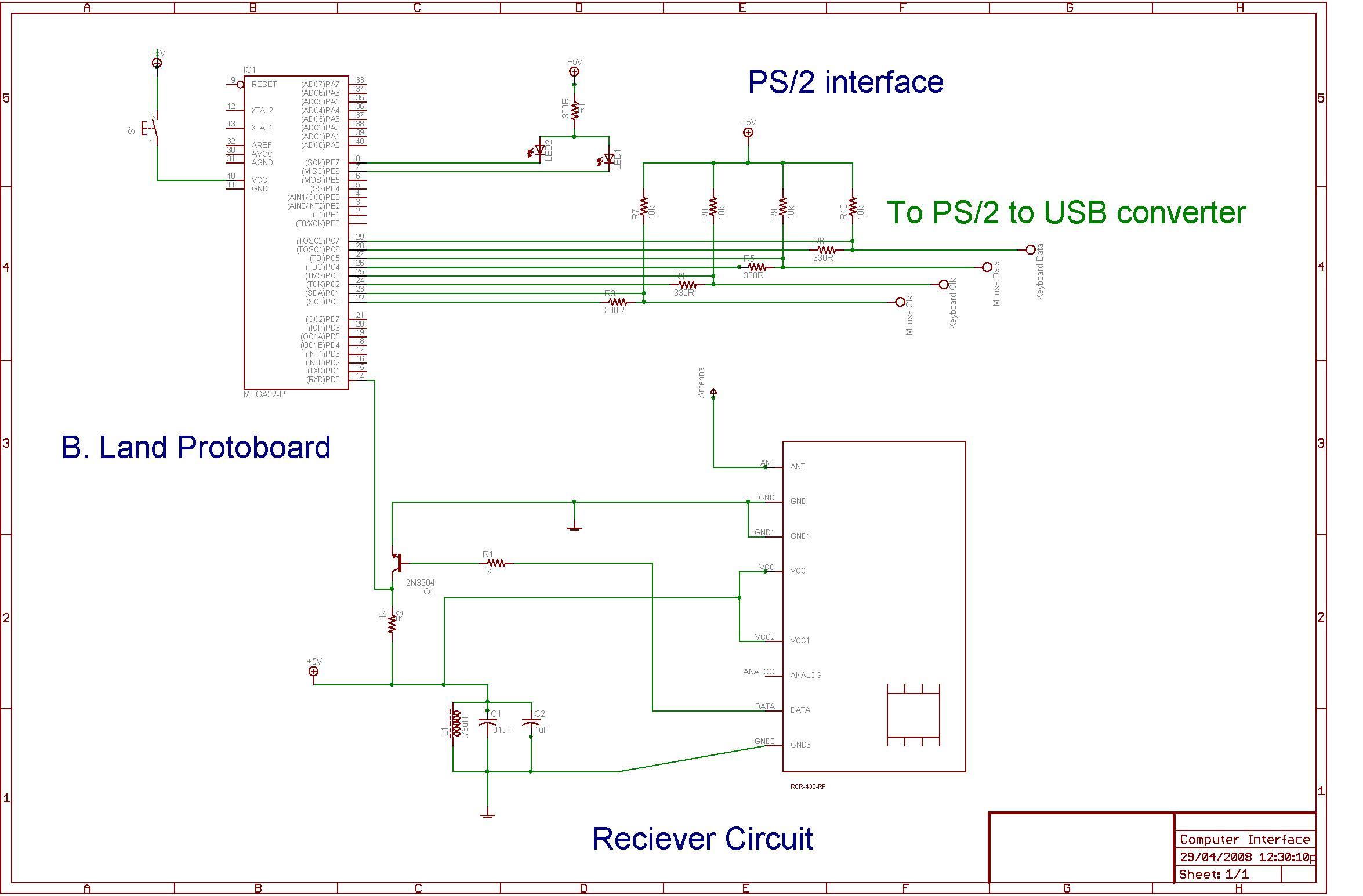 Cornell University Ece 476 Final Project Free Circuit Diagram Accelerometer Amplifier Receiver Side Schematic