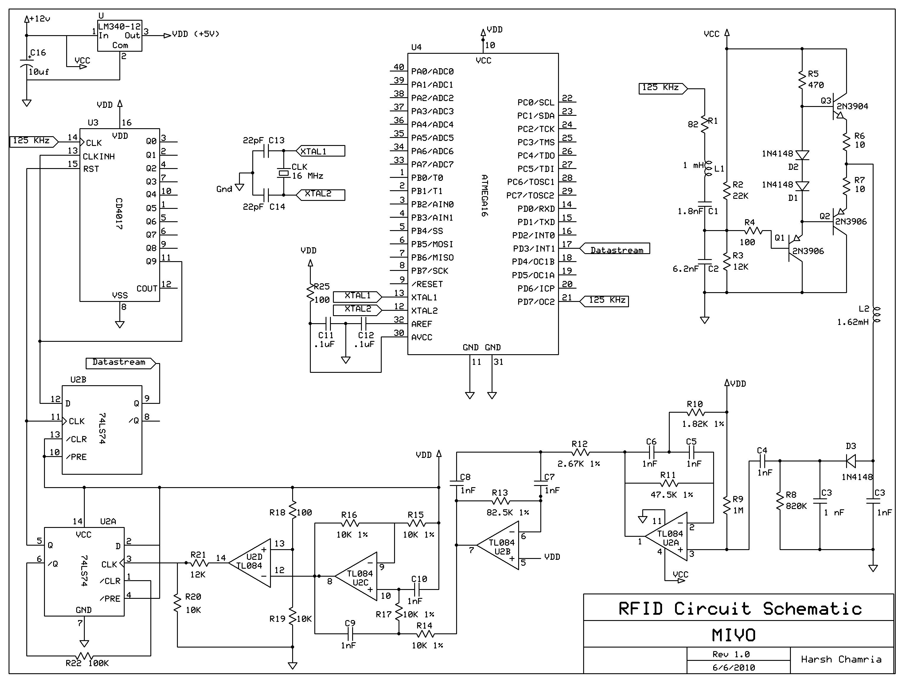 rfid circuit diagram photoelectric cell circuit diagram mivo- rfid based mobile payment system