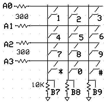 Ece4760 Keypad