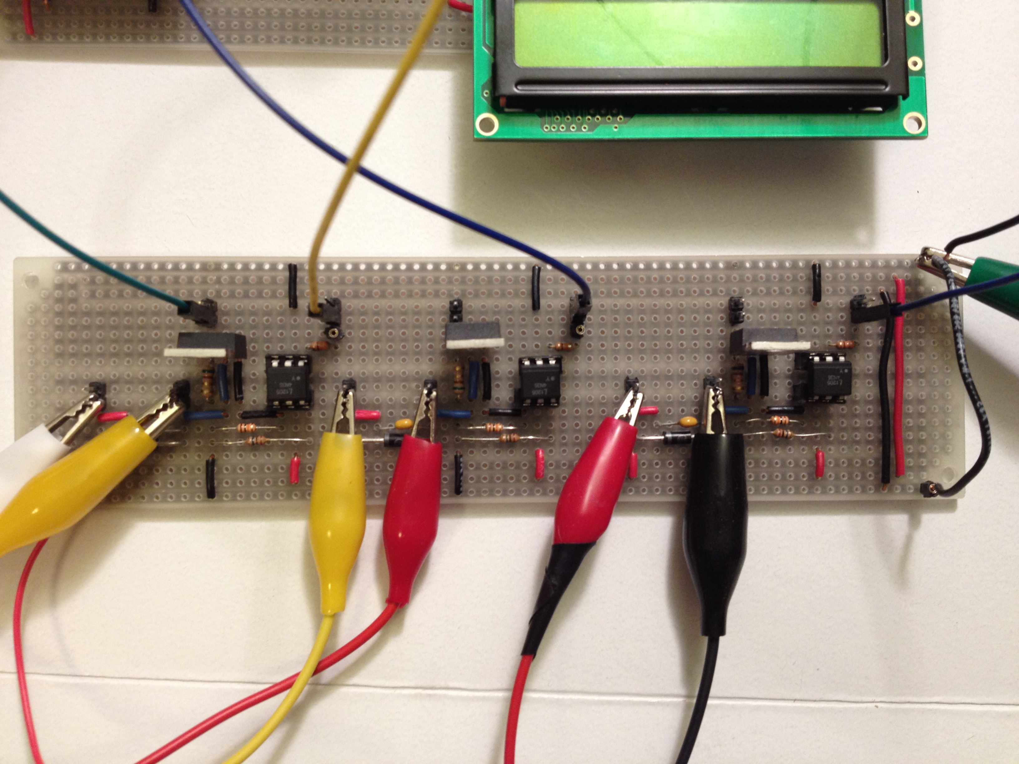 Smart Home System Ece 4760 Street Light Circuit Project Part2 Led Projects Circuits Part4 Pwm