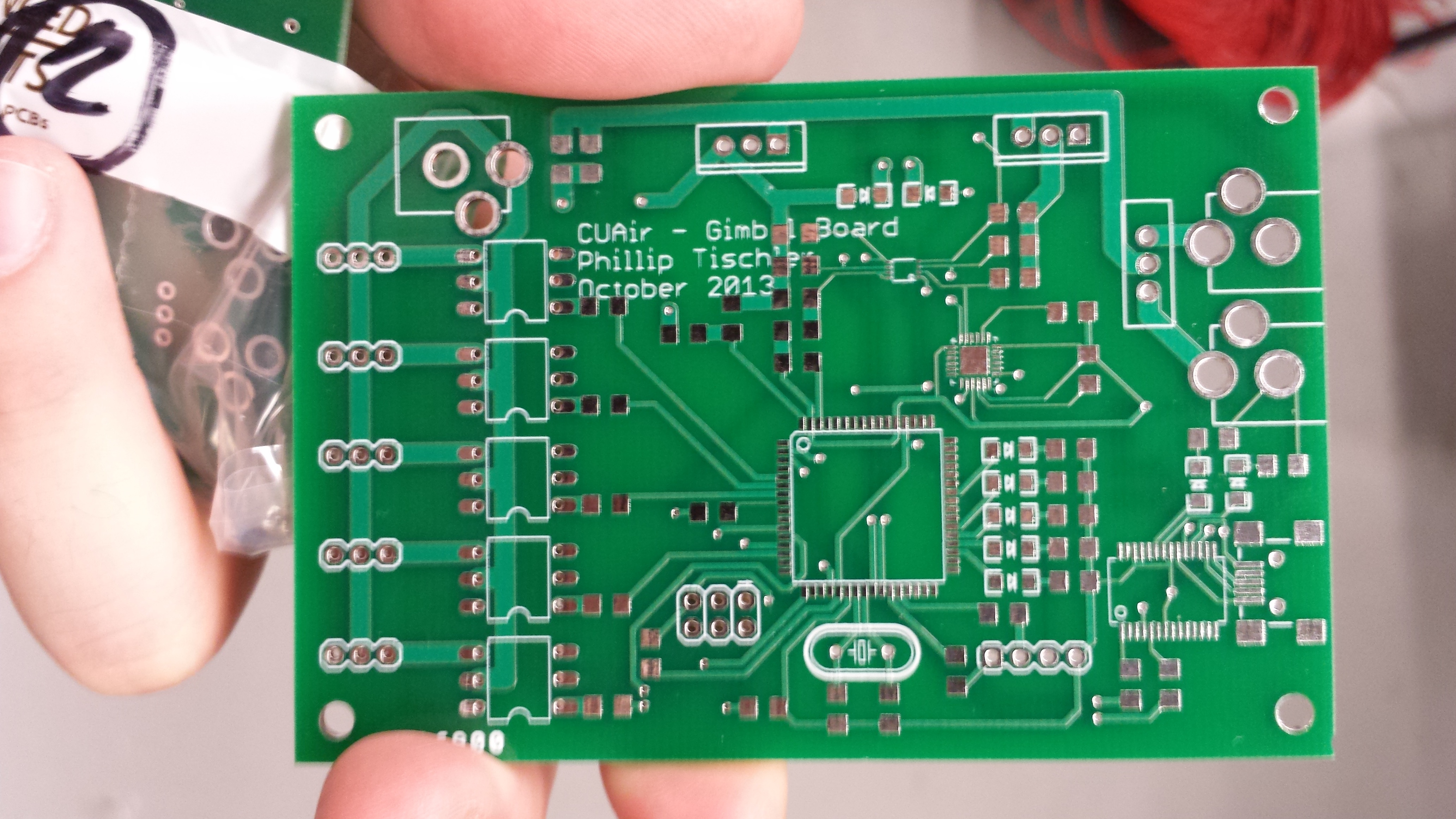 Stabilized Gimbal System Phillip Tischler And Kelly Glynn Ece Coupled Analysis Of An Integrated Circuit Board Printed Design Re Flow Soldering Assembly
