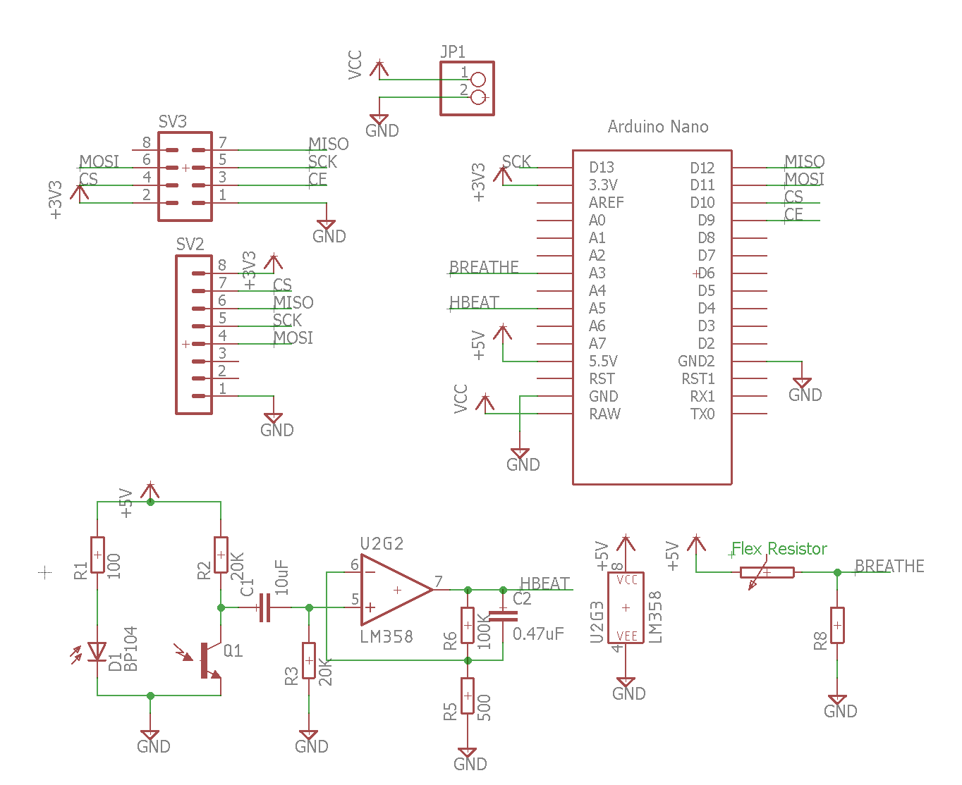 Ece 4760 Final Project 5 Volt Relay Circuit Diagram Schematics
