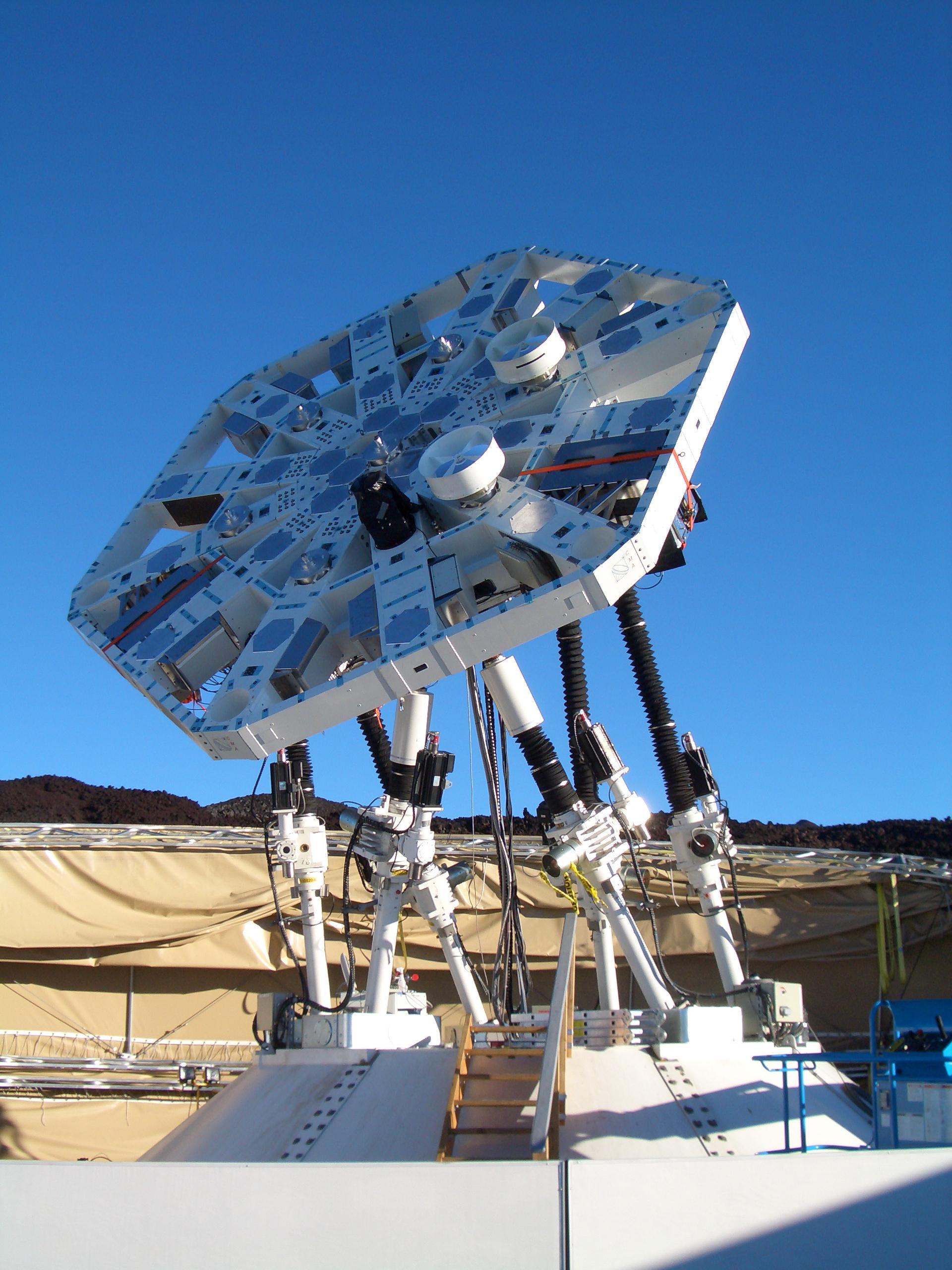 3DOF Stewart Platform