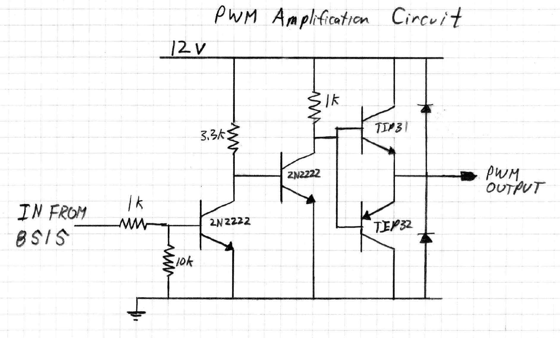 Circuit 2n2222 Schematics Diagrams