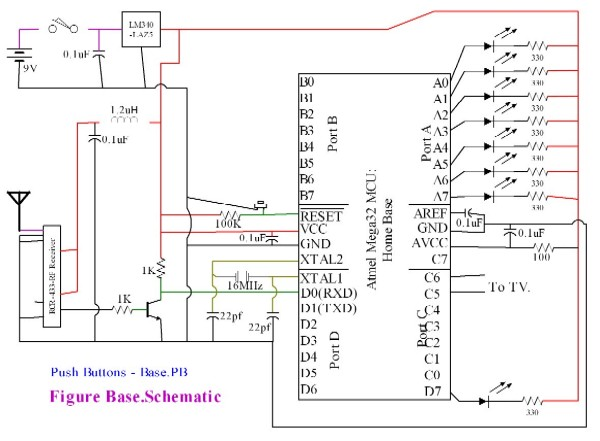rc car receiver wiring diagram rc image wiring diagram ece476 final project rc car data telemetry on rc car receiver wiring diagram