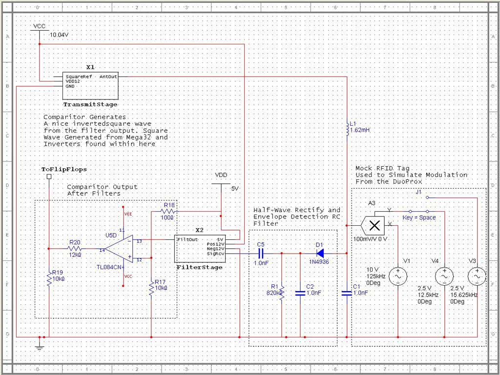 Final Design Project Rfid Proximity Security System Magnetic Stripe Wiring Diagram