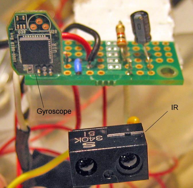 ECE 476: Autonomous Blimp
