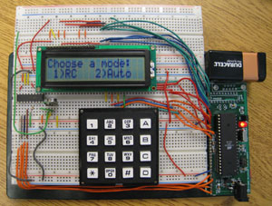 Electronic Impact Vest Using Atmega32