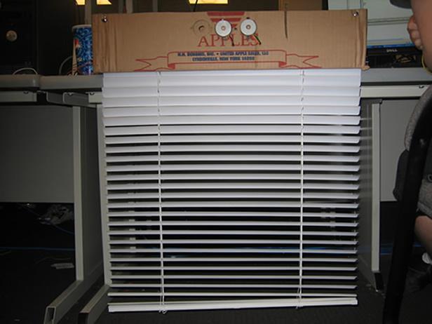 Self Leveling Blinds : Ece self adjusting window shade