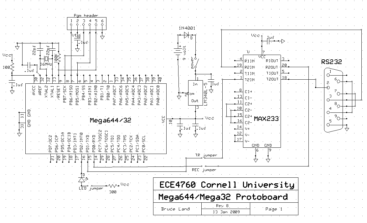 Hand Action Recognition Accelerometer Controlled Robot Circuit Diagram Custom Pc Board