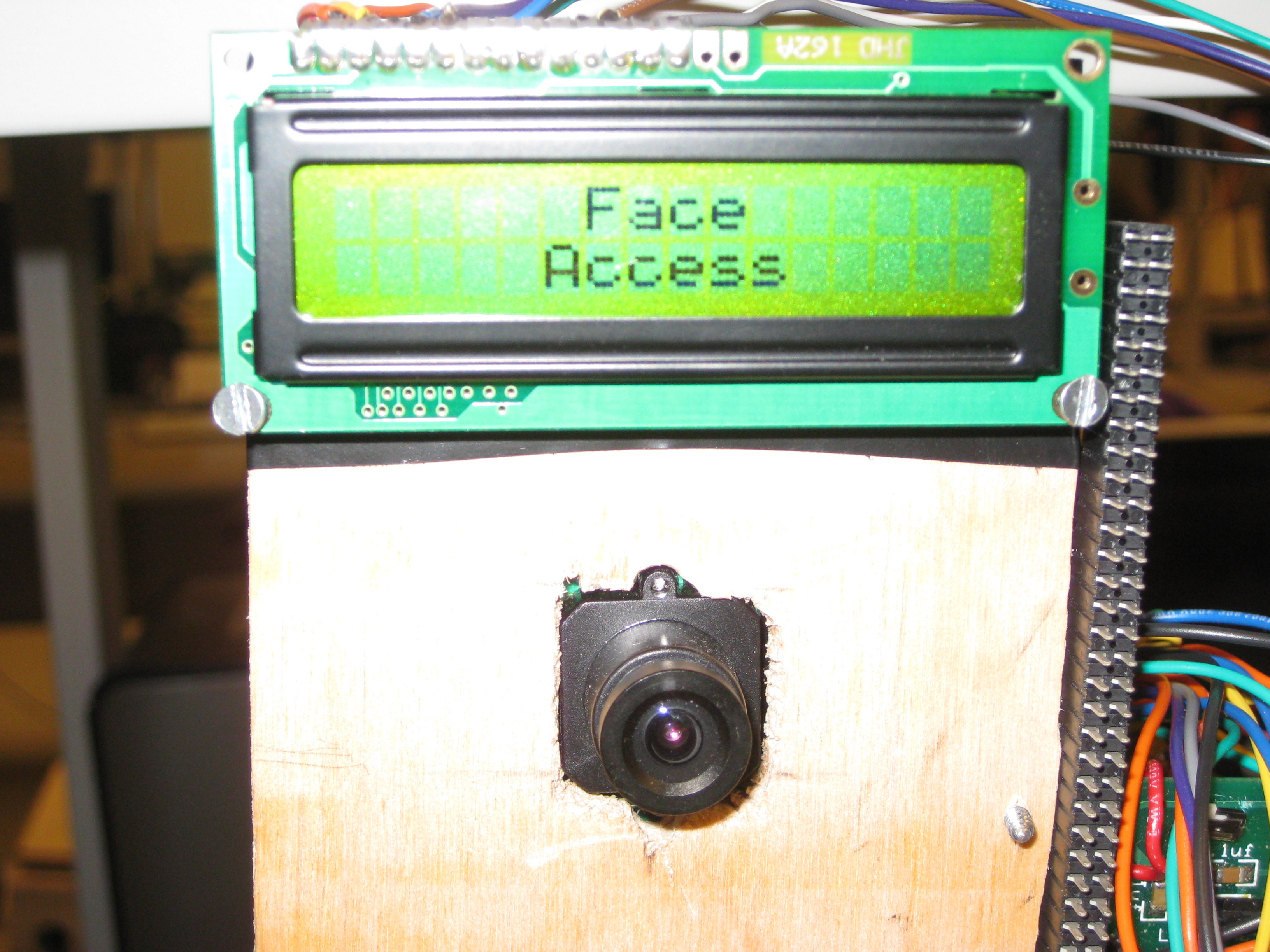 Faceaccess