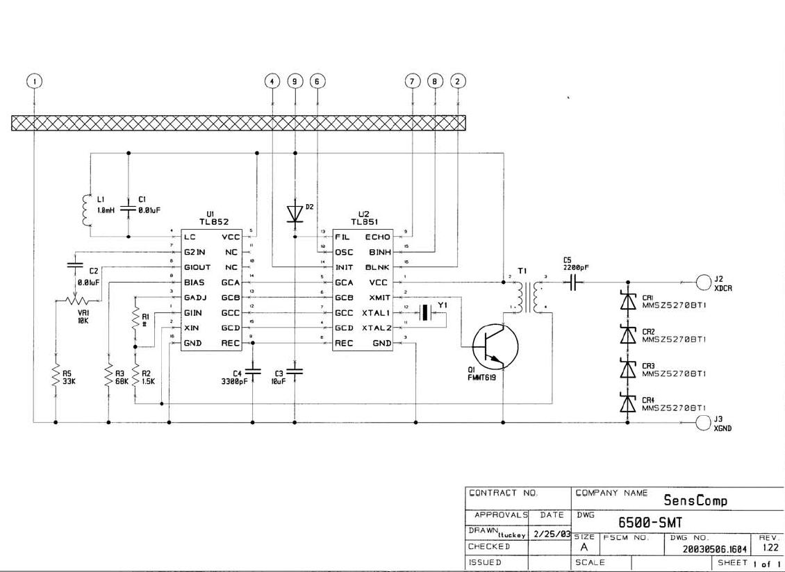 sonar diagram circuit   21 wiring diagram images