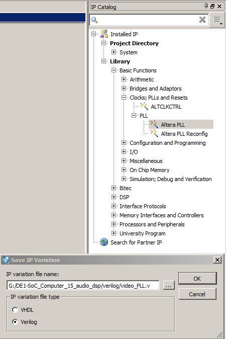 IP library