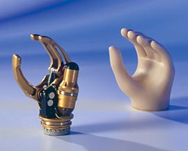Image result for shape memory alloy robotic hand